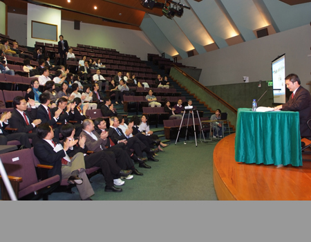 Annual General Meeting and Election for the First Standing Committee of CityU Convocation