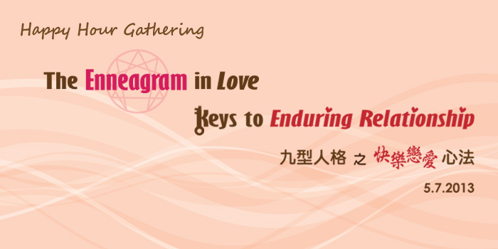 The Enneagram in Love – Keys to Enduring Relationship