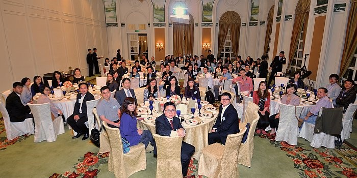 Alumni Luncheon in Guangzhou cum Forum on Business Management