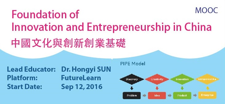 Foundation of Innovation and Entrepreneurship in China