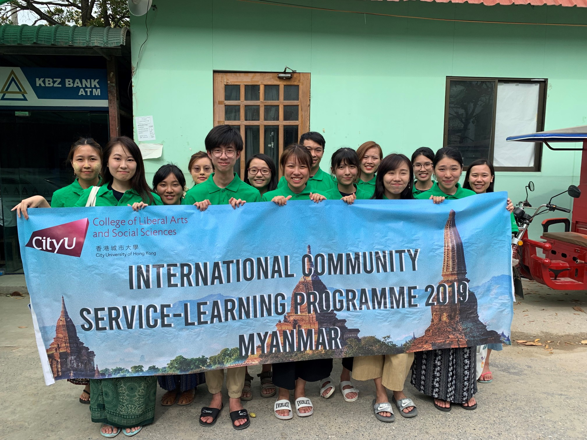 Students Bring Home New Discoveries and Treasured Experiences from Service Learning Internship in Myanmar