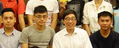 Prospective Taiwan Students