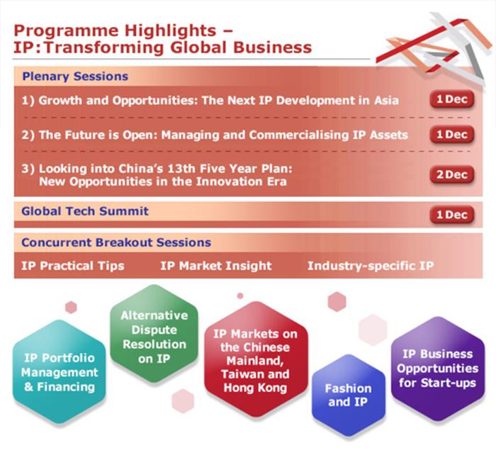 BIP Asia 2016; 1-2 Dec, 2016; HKCEC