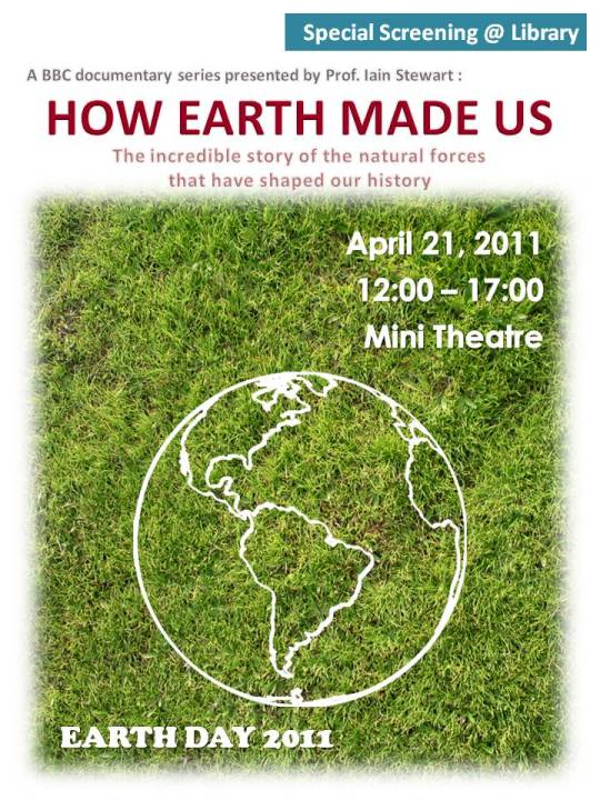 earth day posters 2011. 20 April 2011.