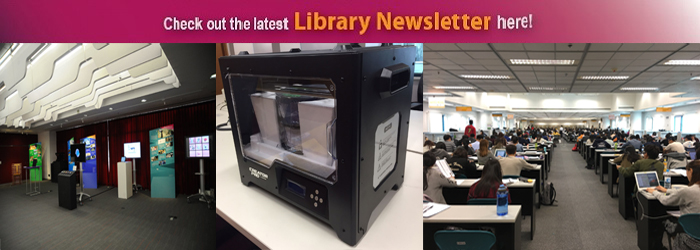 Library Newsletter January 2018 Issue