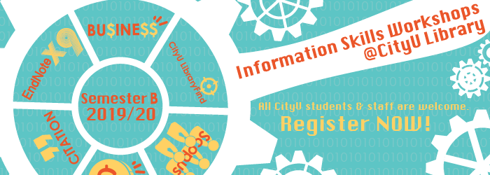 Information Skills Workshop banner