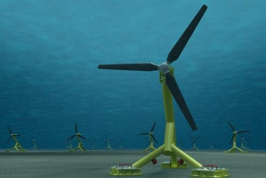 Marine Energy Research