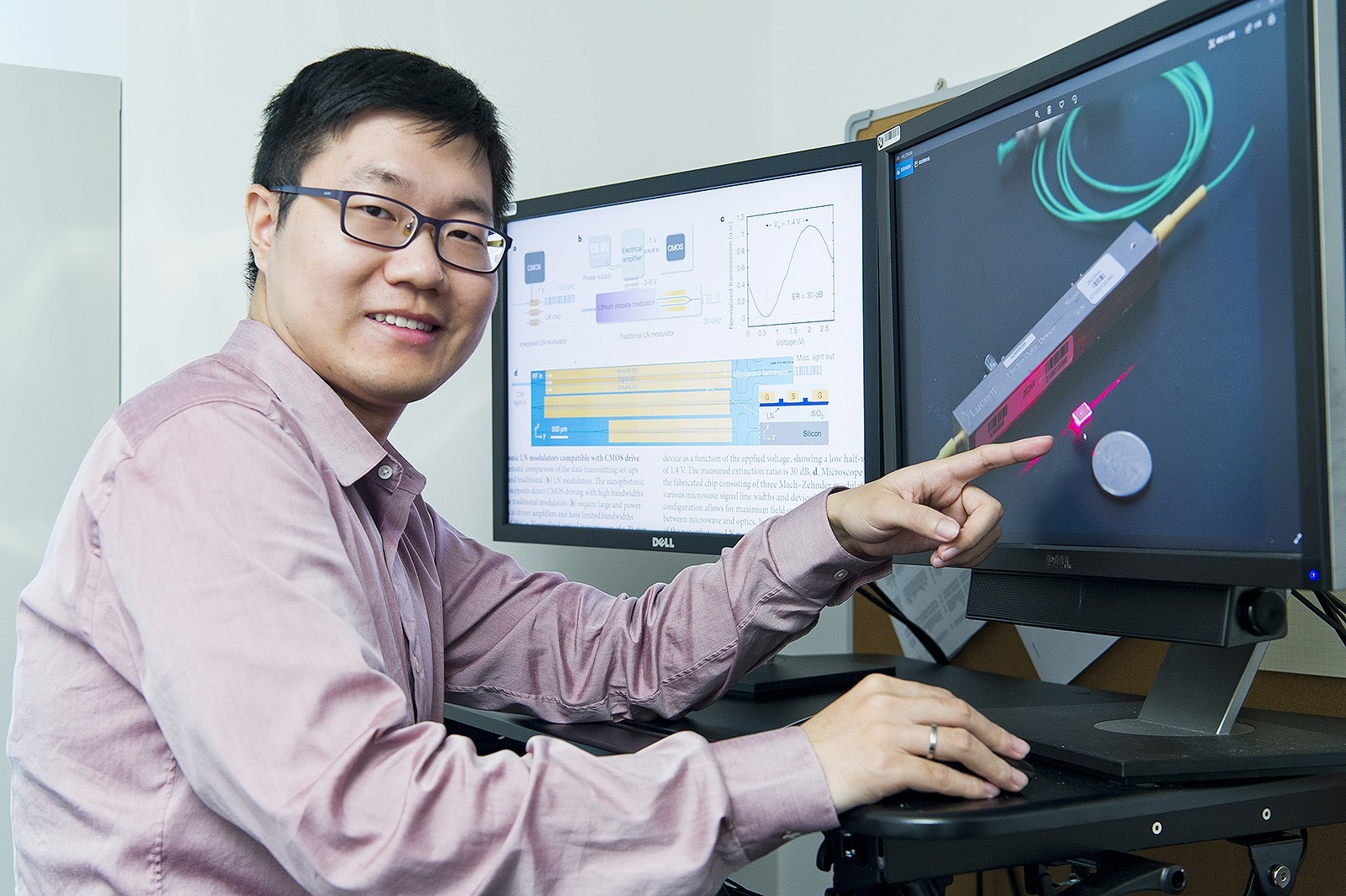 Faster and more energy-efficient modulator