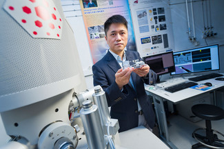 CityU News_Graphene's ultimate stretchability