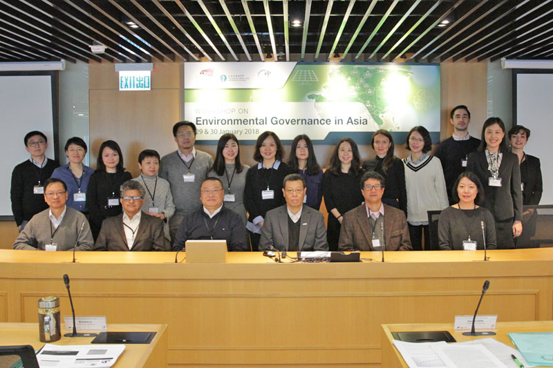 Workshop on Environmental Governance in Asia