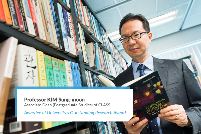 CLASS Scholar Granted Accolade for Research Excellence