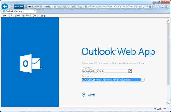 how to access my o365 account through the web computing services