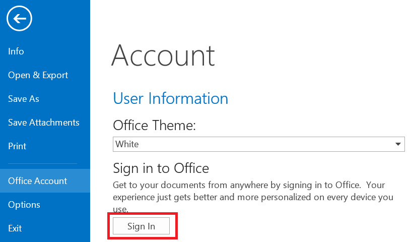 Sending/Viewing Confidential Email with Microsoft Outlook