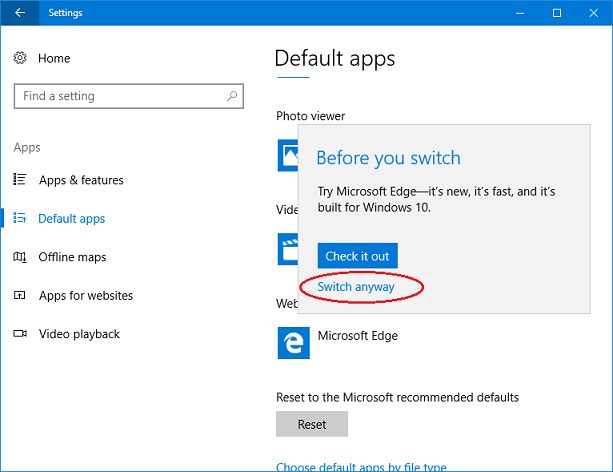 How To Set Google Chrome As Default Browser on Windows 10?