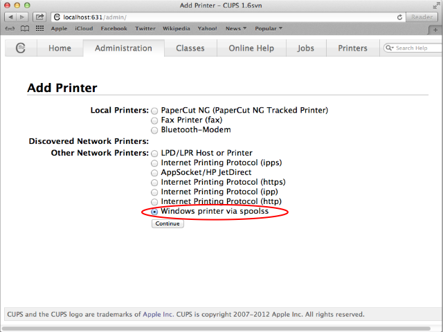 mac how to add printer for onenote