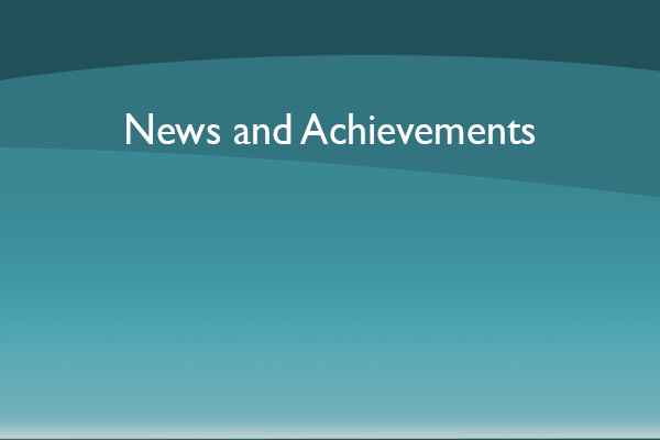News and Achievements