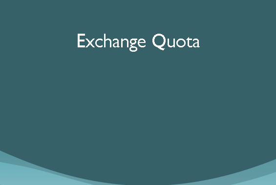 Exchange Quota