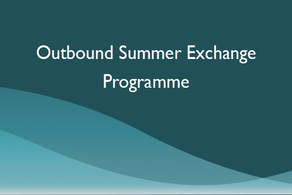 Outbound Summer Exchange Programme