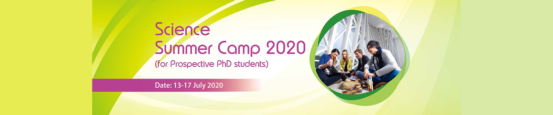 Science Summer Camp 2020