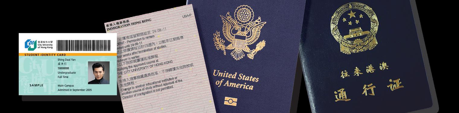 Hong Kong Visa Application Form