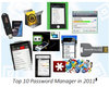 Top 10 Password Manager in 2011