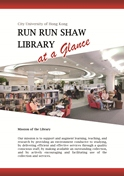 Library at a Glance brochure