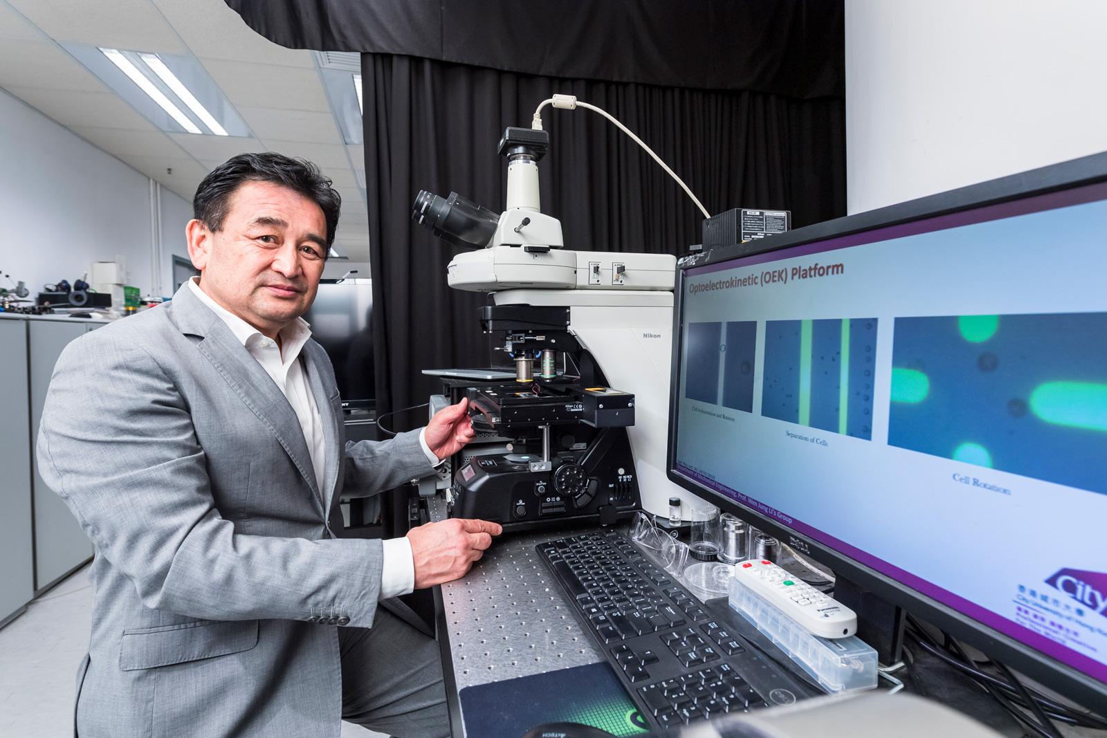 Prof Li Wen Jung