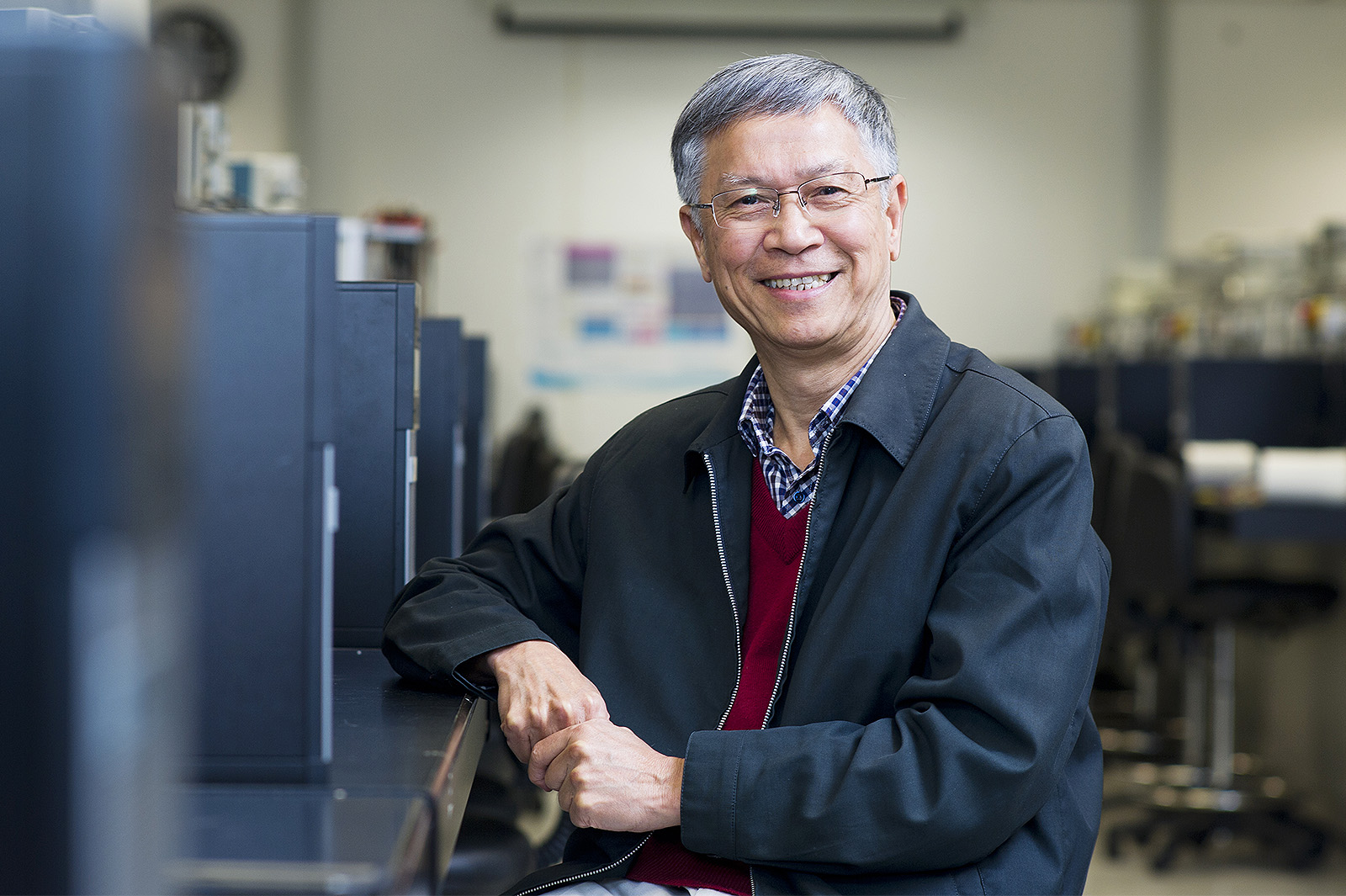 Professor Ron Chen ranked 1st in Asia in computer science and electronics