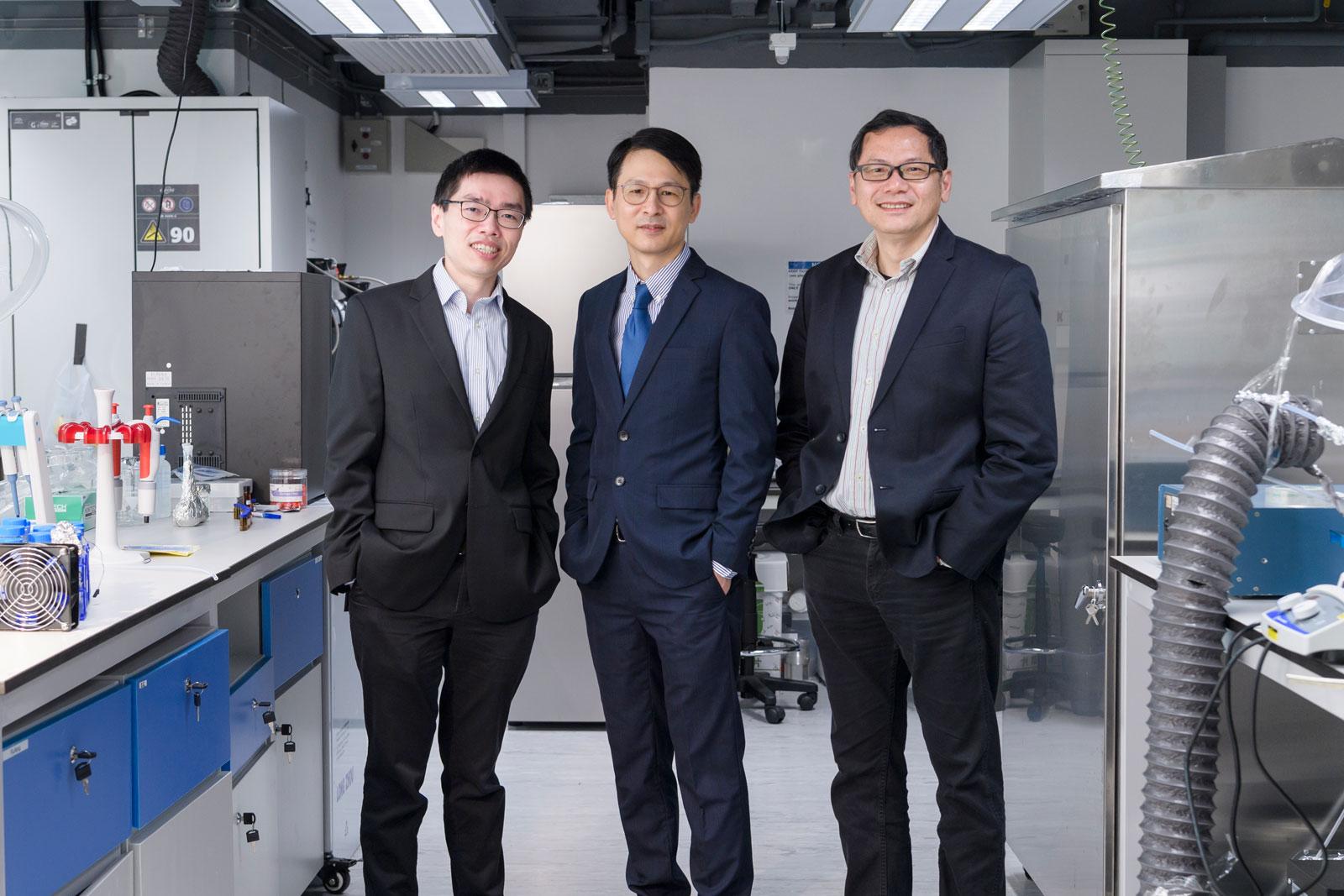 three profs