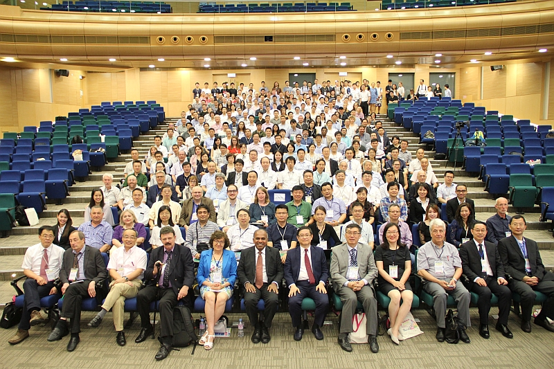 Around 600 world-leading scholars and researchers in nanotechnology field from 35 countries/regions and 300 research organisations attend NANO 2018 at CityU.