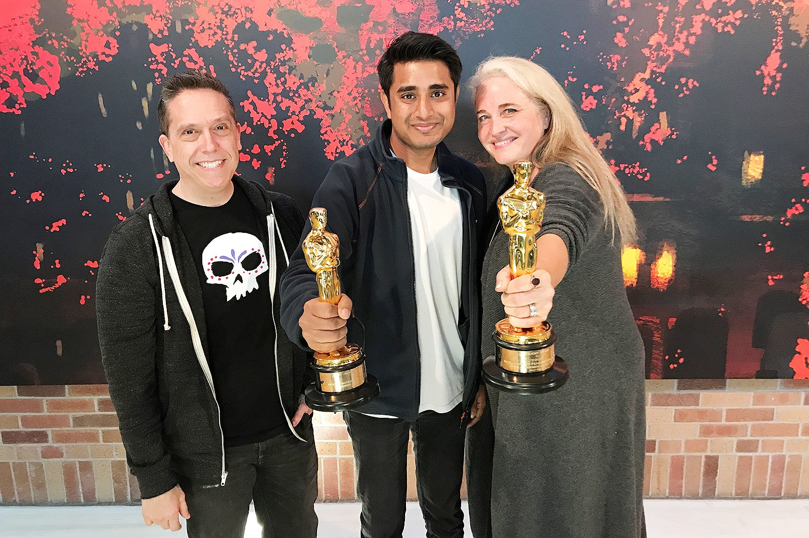 Mr Harsh Agrawal, a graduate of the School of Creative Media, was a member of the animation team for the film Coco, which won the Oscar for Best Animated Feature this year.