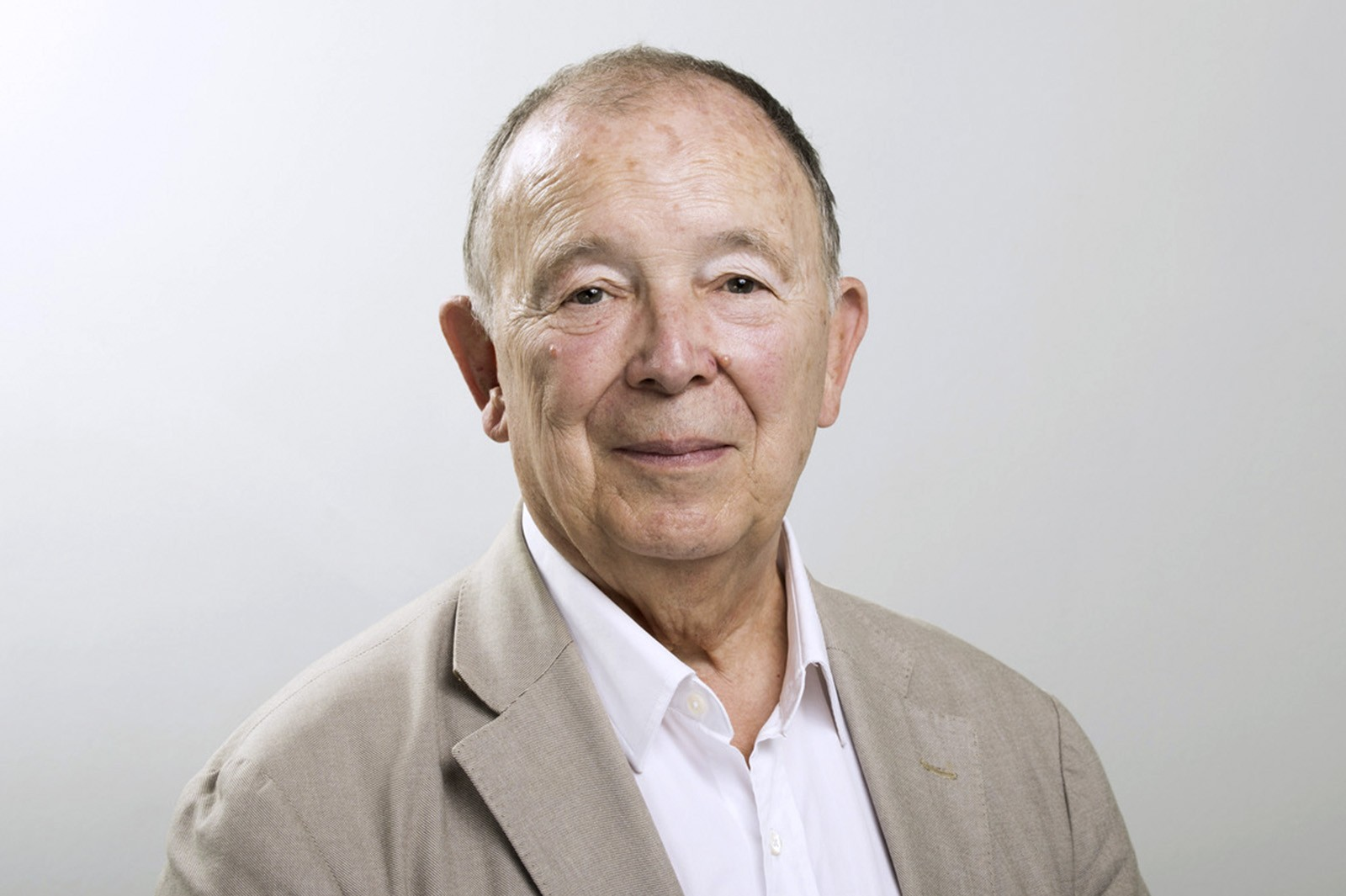 Professor Jean-Pierre Changeux