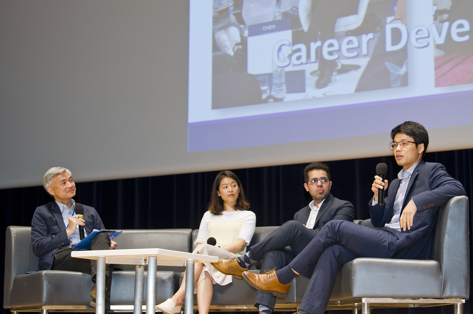 Three alumni and some senior students share stories about their unique CityU experiences.