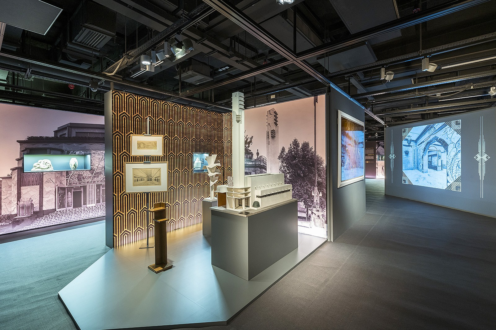 """Art Deco. The France-China Connection"" Exhibition"