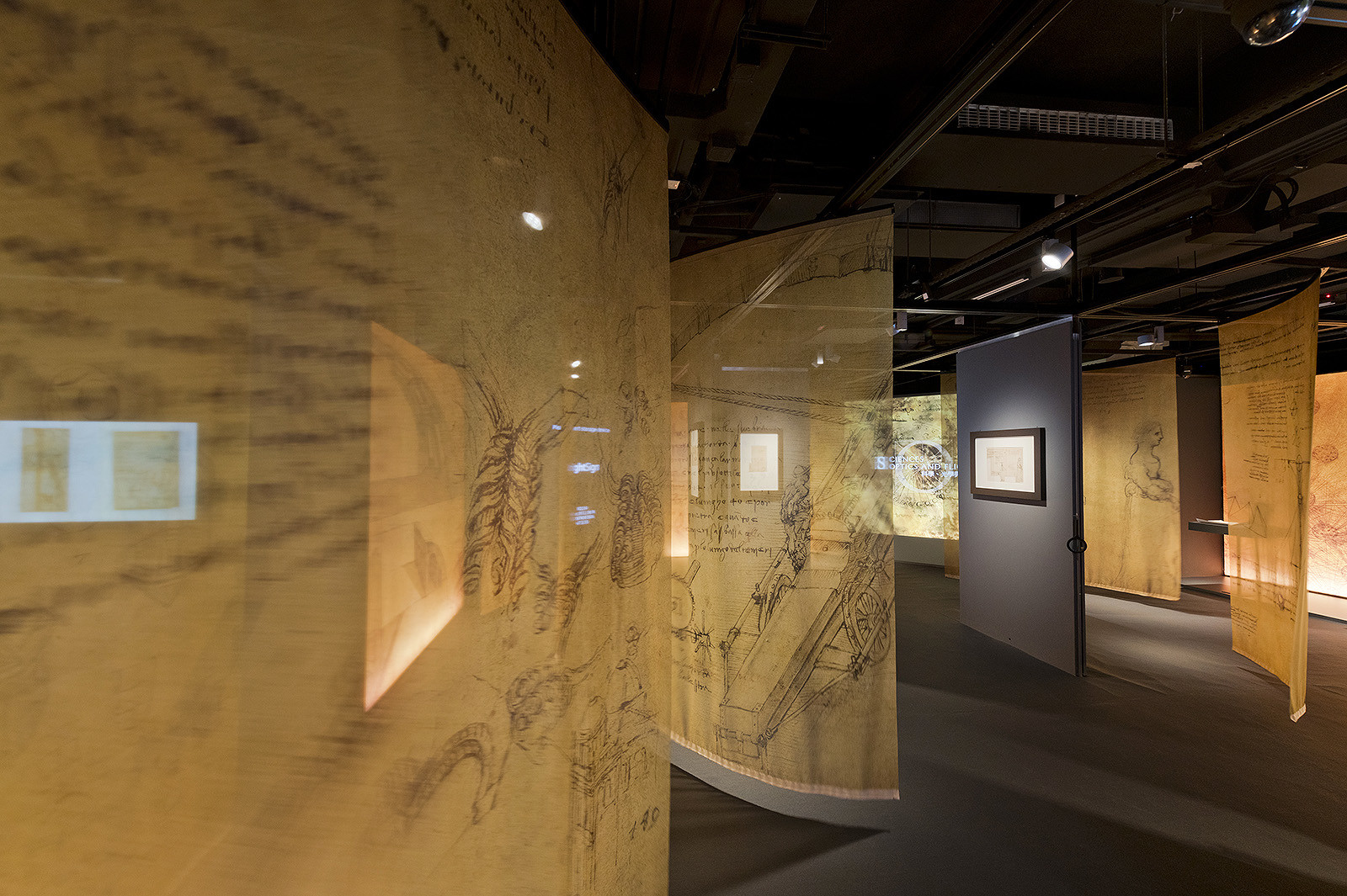 """Leonardo da Vinci: Art & Science. Then & Now"" Exhibition"