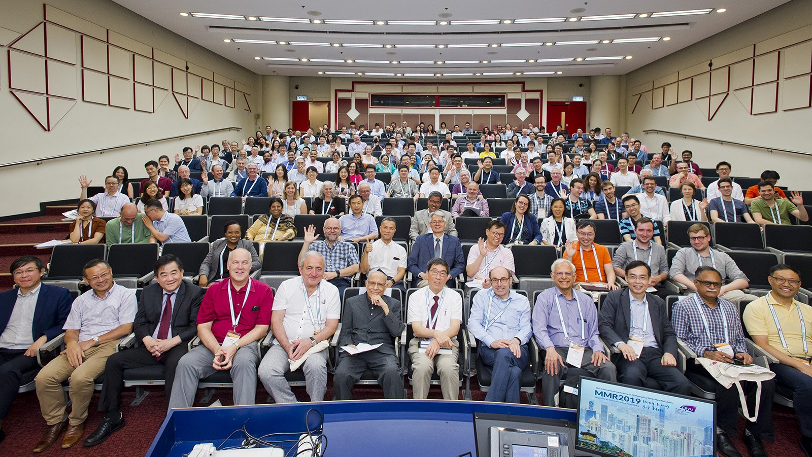 The 11th International Conference on Mathematical Methods in Reliability is being held from 3 to 7 June at CityU.