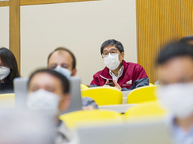 Innovative CityU-Learning system tackles coronavirus challenge
