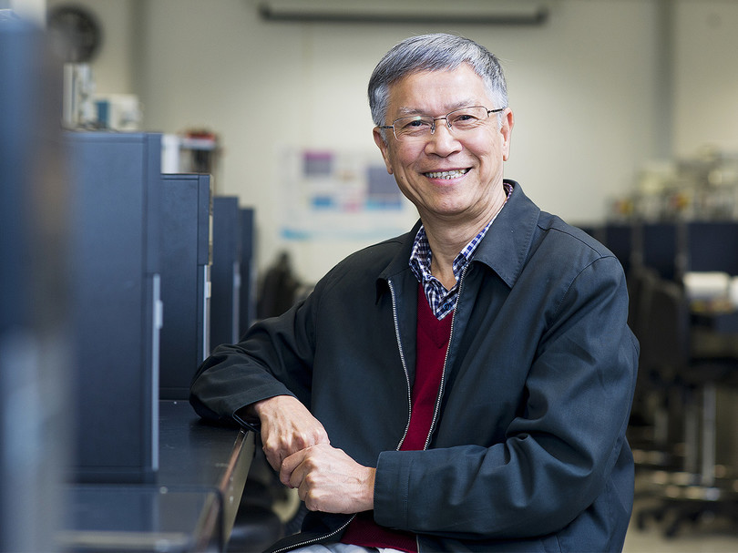 Professor Ron Chen