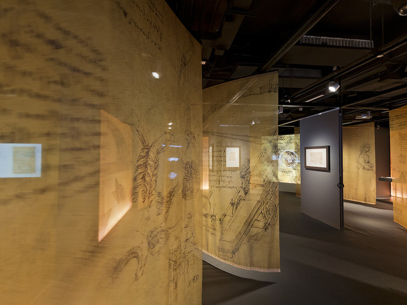 CityU holds Hong Kong's 1st exhibition of Leonardo da Vinci's original works