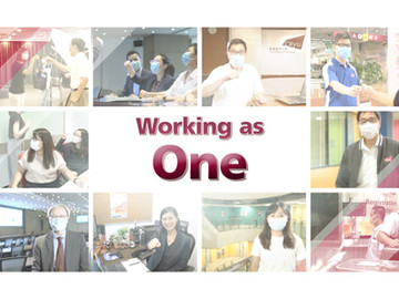 Working As One