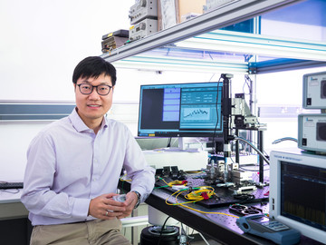 Major award recognises CityU's push for high-performance photonic chips
