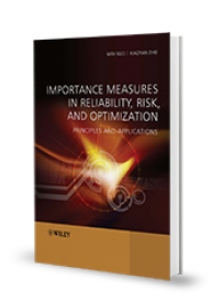 Importance measures in reliability, risk, and optimization: principles and applications