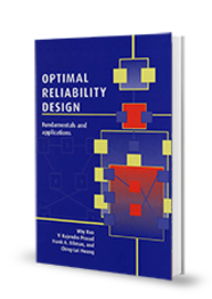 Optimal reliability design: fundamentals and  applications