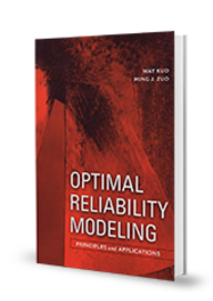 Optimal reliability modeling: principles and applications
