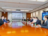 Secretary for Innovation and Technology visits CityU
