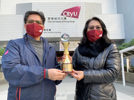 Award-winning safety performance at CityU