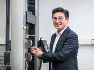 Neutron scattering expert at CityU awarded Croucher Senior Research Fellowship Add to Default shortcuts