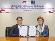 Scientific agreement  to promote health engineering