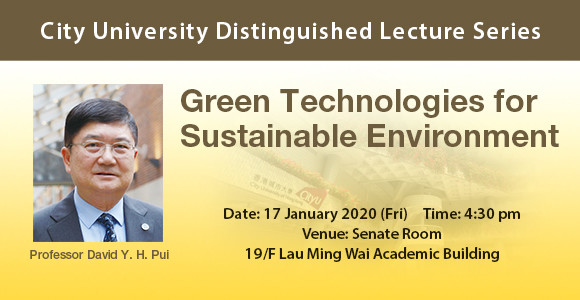Green Technologies for Sustainable Environment