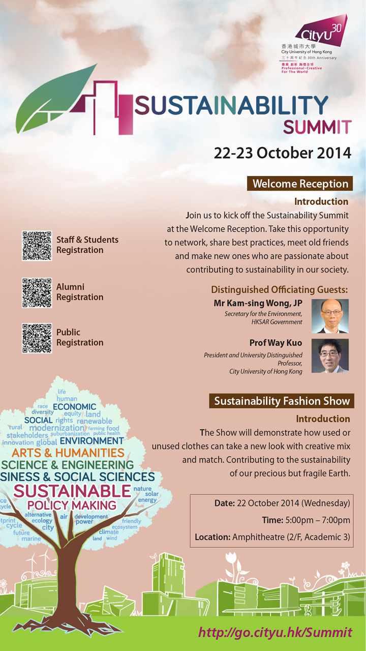 sustainability summit 2014